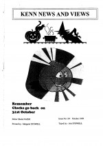 October 1999 cover