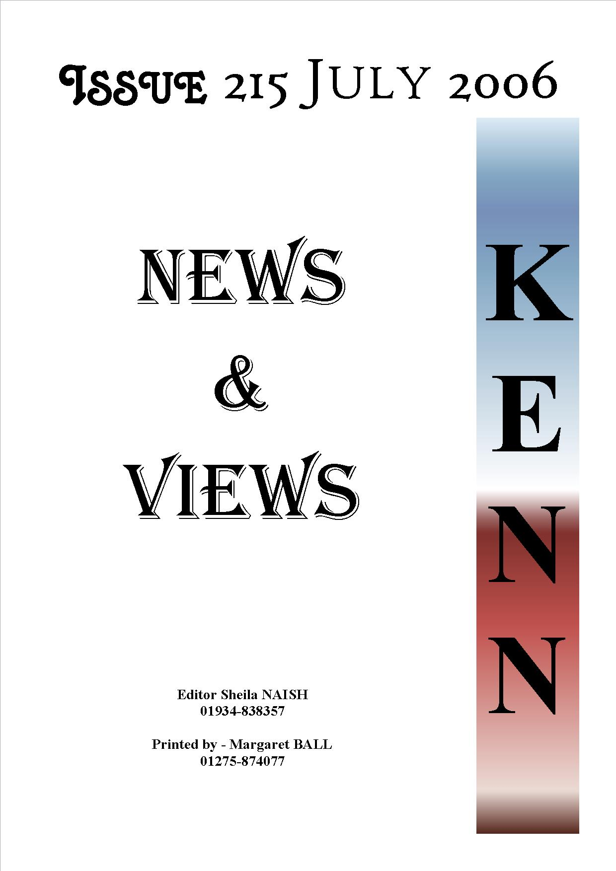 july 2006 cover